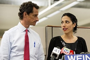 weiner's sexting habit and whether it will return to haunt him and us