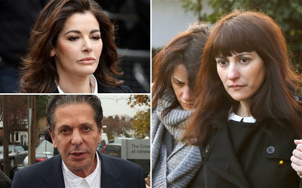 Saatchi Aides Acquitted in UK Trial 2