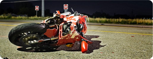 motorcycle accident law and faq