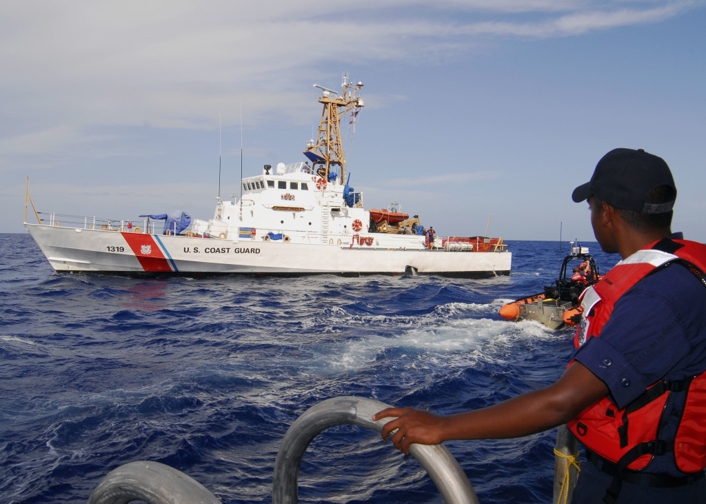 Two Men Convicted of Federal Charges in Killing of Coast Guard Officer during Operation Targeting Drug Smuggling Boat 2
