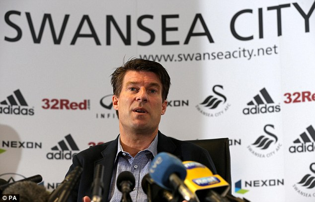 Fired Swansea Manager Laudrup Sought Over Dutch Tax Bill 2