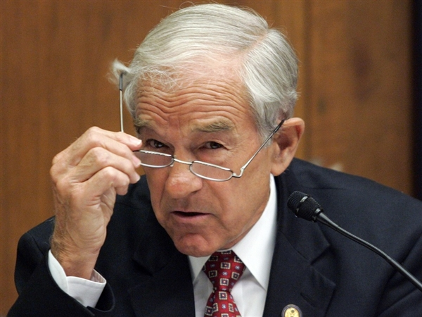 ron paul and bitcoin and why governments don't have a monpoly on foreign currencies