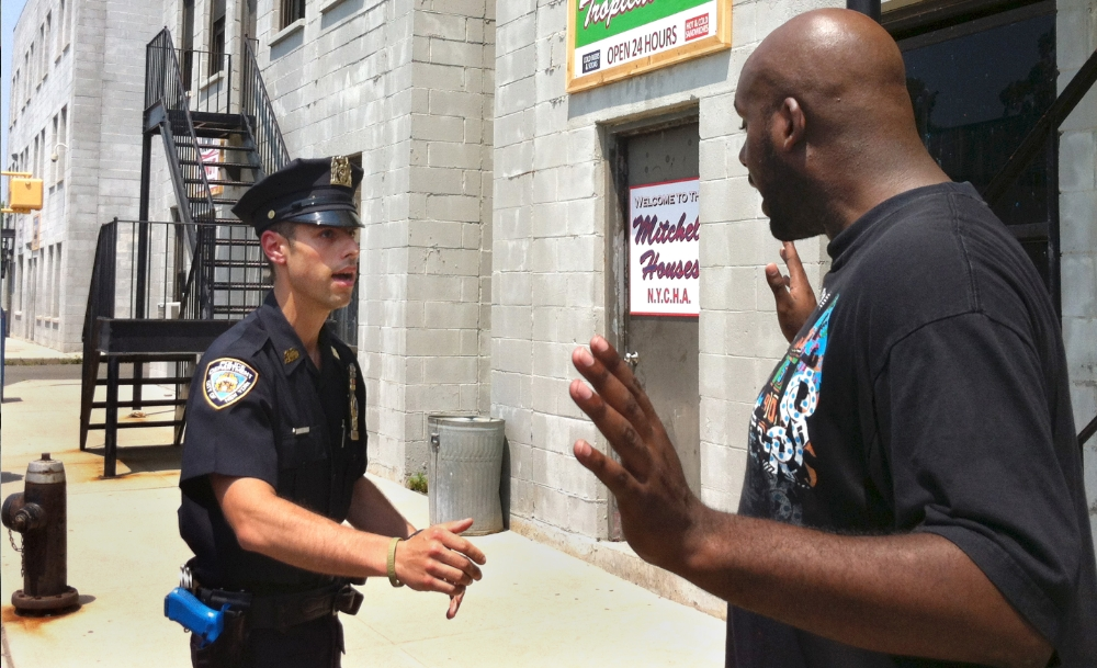 Why The NYPD Feel Insulted Over Stop-and-Frisk 2