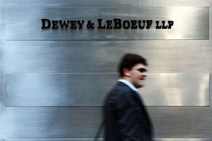 Could Dewey & LeBoeuf Be the Enron of the Legal World? 2