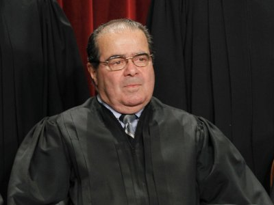 justice scalia and the NSA