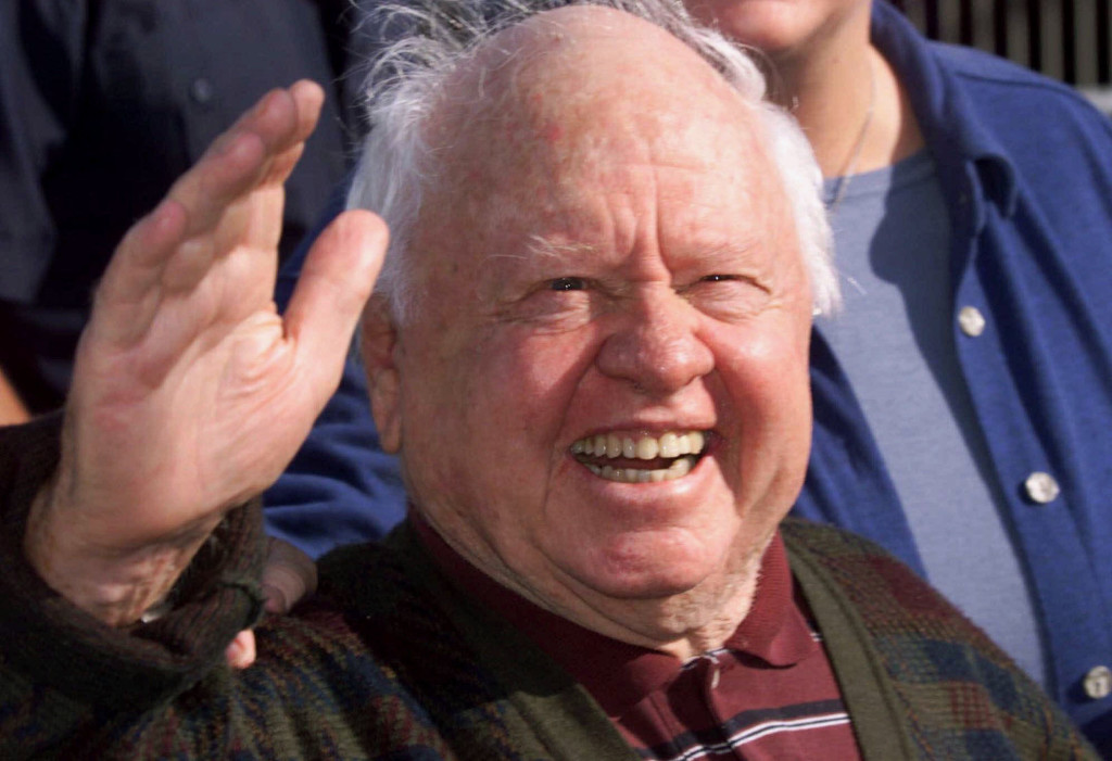 Mickey Rooney's $18,000 Estate and the Will to Live 2
