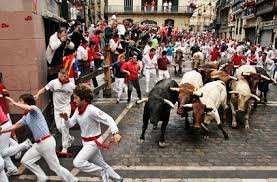 The Legal System and the Running of the Bulls*** 3