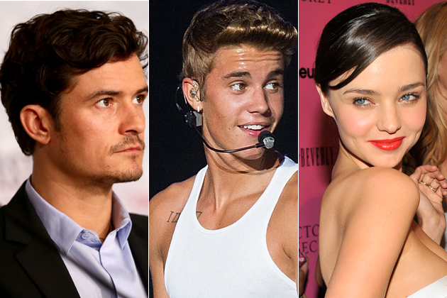 Did Orlando Bloom Do What We All Wanted? Take a Swing at Justin? 2