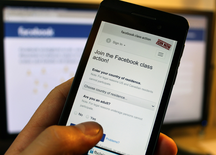 Signing On For the Facebook Class Action . . 11,000 and Counting 2
