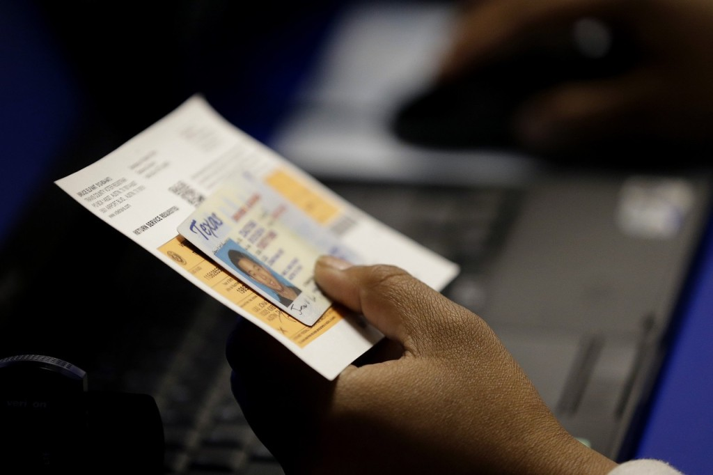 Texas Allowed Voter ID Laws 2