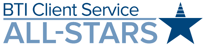 Blakes Partners Make BTI Client Services All-Stars List for 2015 2