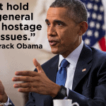 """Obama Attacks Over Holding Attorney General Nominee """"Hostage"""" 7"""