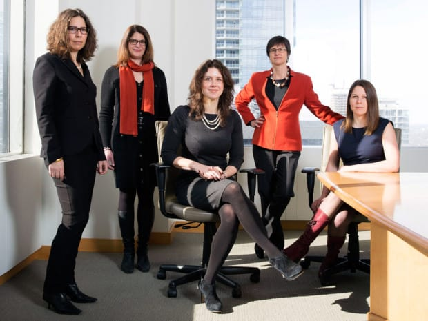 How One Law Firm Achieved Gender Parity 2
