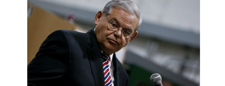 Menendez Indicted on Corruption Charges 2
