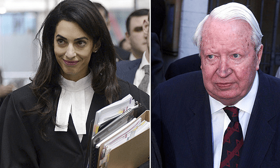 The Busy Busy Life of Amal Clooney 2