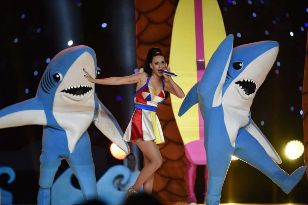 Choppy Waters for Katy Perry 2