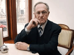 Why Is Legal Celebrity Dershowitz As Mad As Hell 2