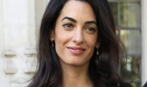 amal clooney as Apprentice replacement