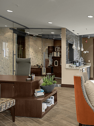 Growing Trend For Law Firms To Splash Out on Office Surroundings 5