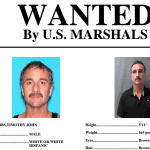 US Marshalls Put Up Wanted Poster for IRS Evader 9