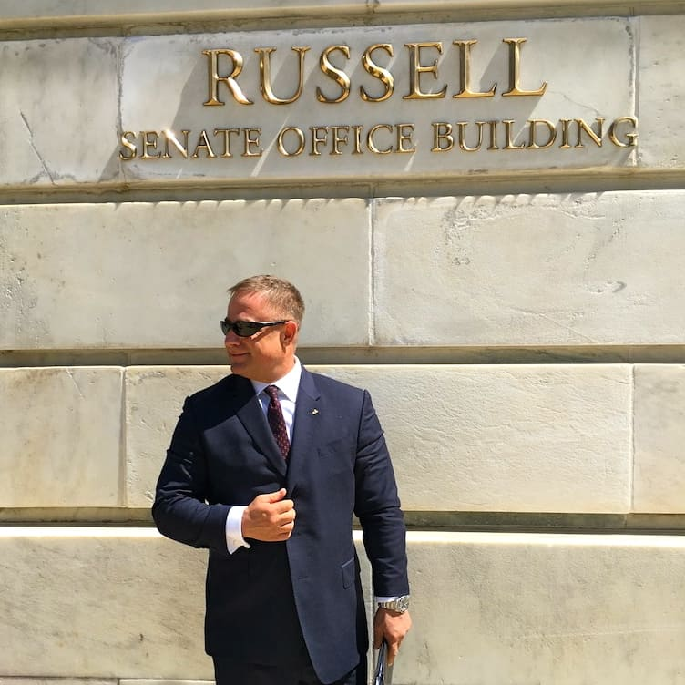 Ehline Law Goes to Washington DC in Support of Cruise Ship Rape Victims 2