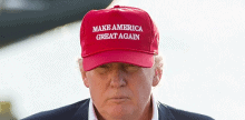 """Judge Sorry For Wearing """"Make America Great Again"""" Cap to Court 2"""