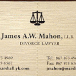 What Made This Lawyer's Business Card Go Viral? 7