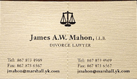 What Made This Lawyer's Business Card Go Viral? 2