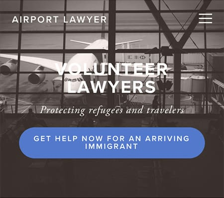 Airport Lawyers Site Set Up Fast To Help Trump-Ban Travellers 7