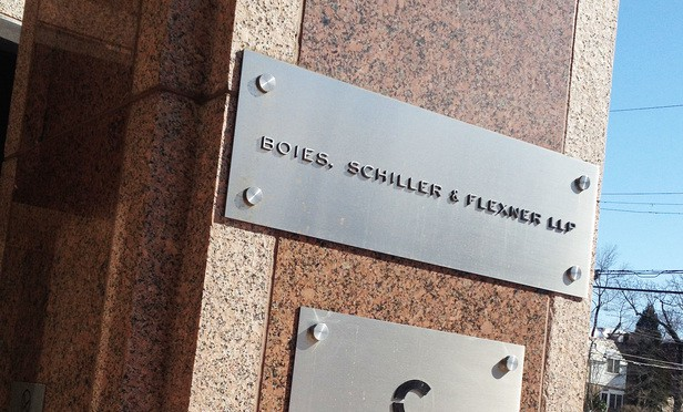 Boies Schiller Law