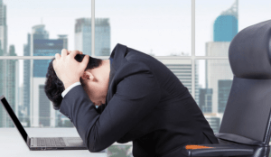 Stress Levels of Young Lawyers Hit Red Line Alert Level 1