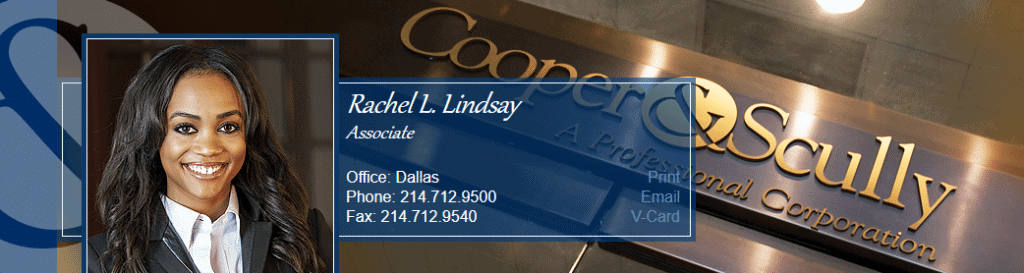 7 Things You Didn't Know About Rachel Lindsey, The Bachelorette and Lawyer 4