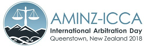 """ICCA """"Add On"""" Queenstown Arbitration Day Event for 2018 Conference 2"""