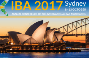 Sydney Turns It On For the IBA Lawyer-Fest, Julian Assange and All 3