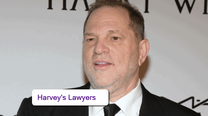 Harvey's Lawyers - Which Star Lawyers Is Harvey Weinstein Turning To? 2