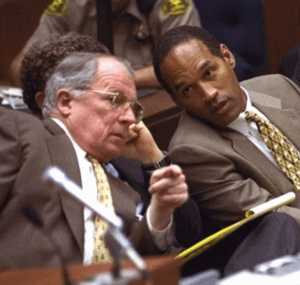 Does F Lee Bailey Really Have The OJ Simpson Case Solved? 4