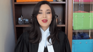 Vlogging Junior Lawyer's Tips for Lawyers Receives Mixed Reviews 5