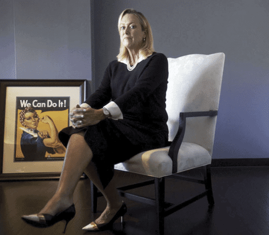 The Woman Who Took On Big Law Over Gender Discrimination 2