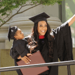"""How A Smart But """"Scared Sh*tless"""" Harvard Mom Won The Day And a Top Law Degree"""