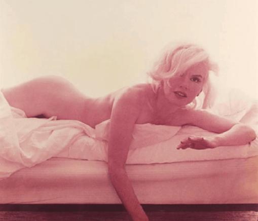Marilyn Monroe And the 'Last Sitting' Photograph Fight 5