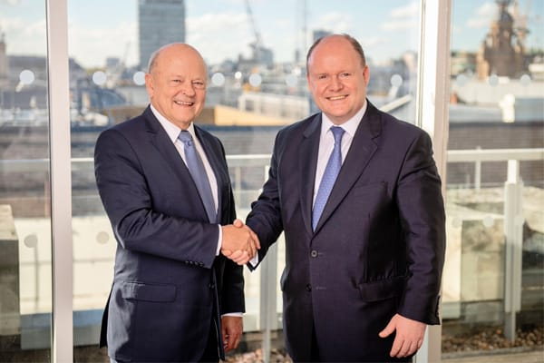 Creating Largest, Listed UK Law Firm 2