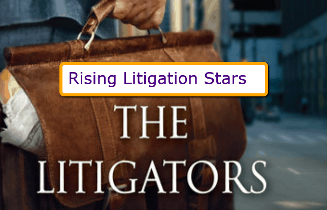 The Up-and-Coming Top Litigators 5