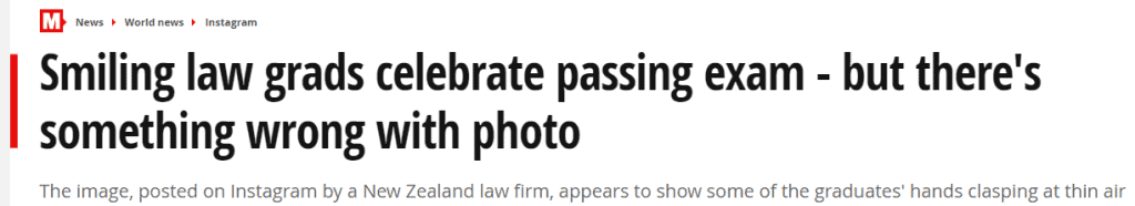 4 Social Media Mistakes Made in Law Firm's Champagne Photoshop Fail 8