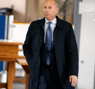Arrested Developments - Avenatti's Arrest, Rudy's Problems . . The Ongoing Problems Faced By Pierce Bainbridge 1