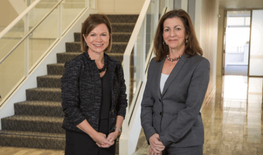 The Two Women Who Put a Billion Dollar Law Firm Together 4