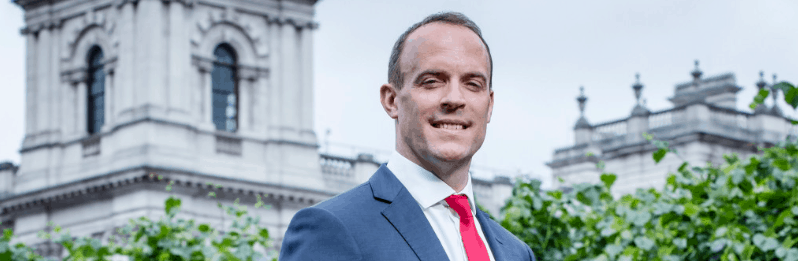 From Magic Circle To Bull Ring: Dominic Raab's Twitter-Bashing 1