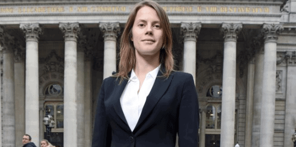 """""""Natalie is Toast"""" - Big Law Partner Allegedly Tried to Close Down Female Lawyer's Evidence 1"""