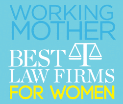Best Law Firms for Working Mothers 1