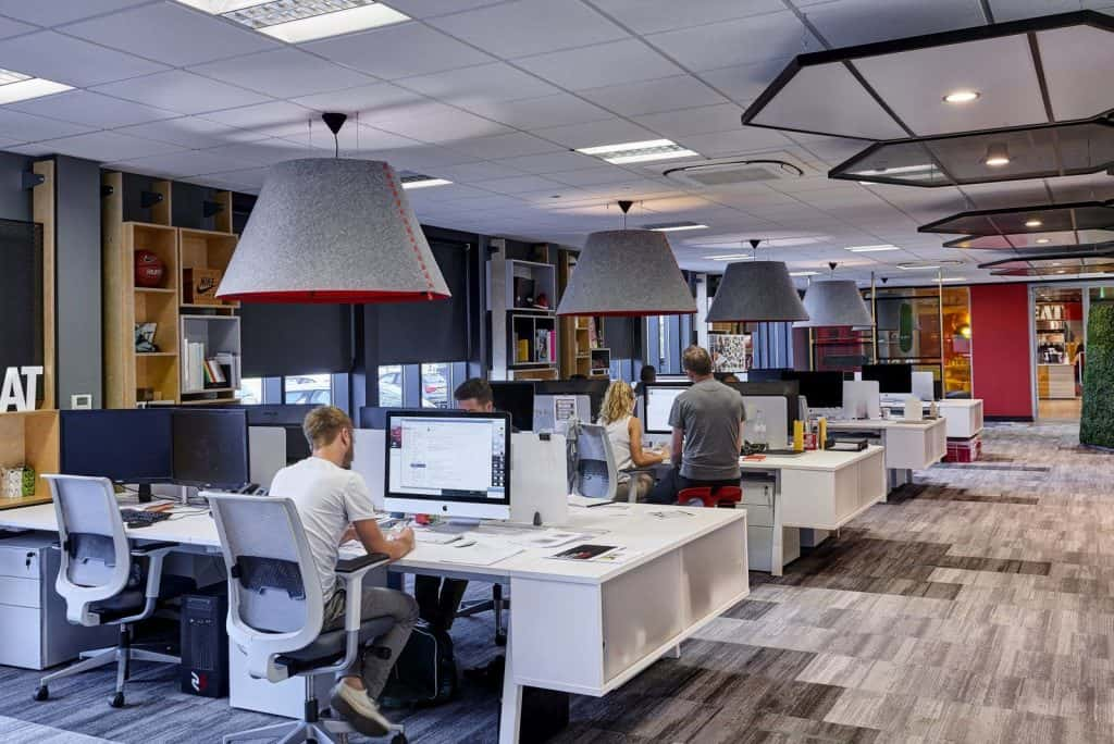 Forget Hot Desking and Open Plans - Here's a Law Firm Going Back to Private Spaces 1