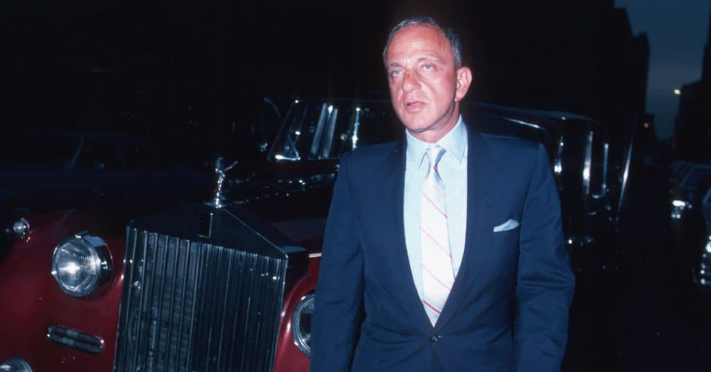 Rescuing Roy Cohn - Why America Should Get Over the Demon Cohn 1